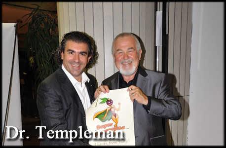 dr templeman