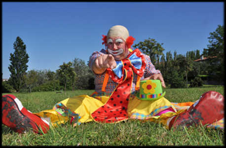 Clown Caramello